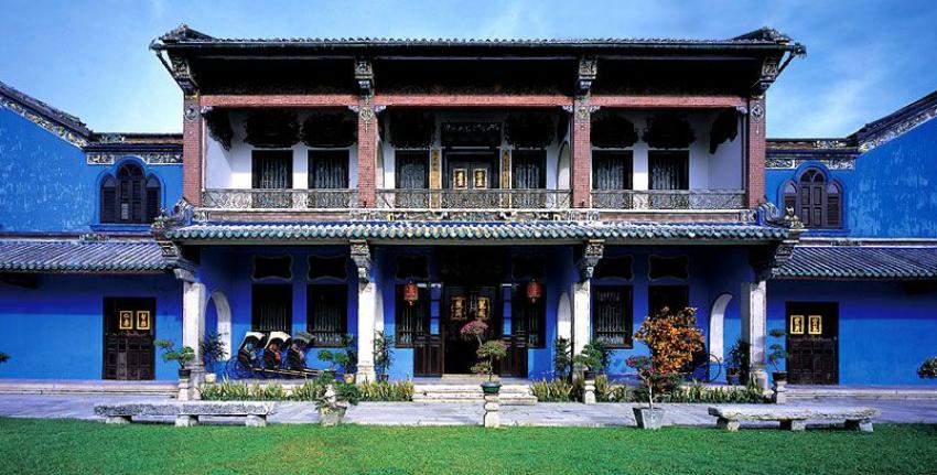 Filming locations in Malaysia - Gurun Temple
