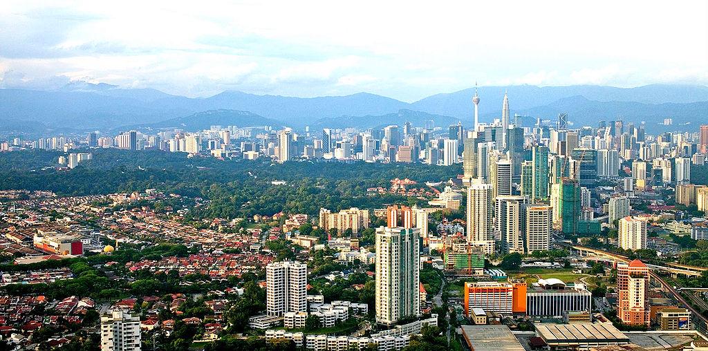 Filming locations in Malaysia - Kuala Lumpur