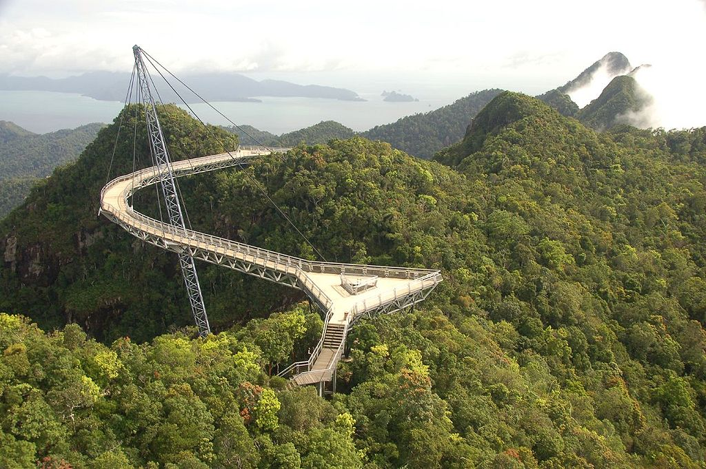 Filming locations in Malaysia - Langkawi
