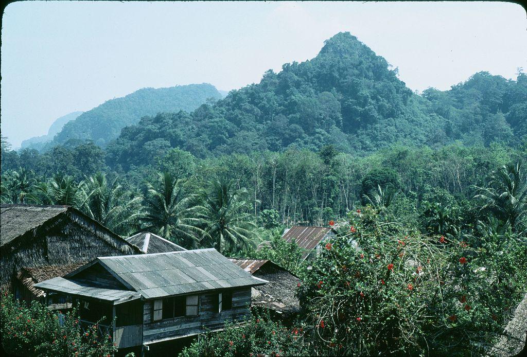Filming locations in Malaysia - Borneo